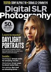 Digital SLR Photography issue September 2018