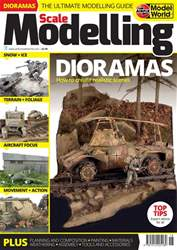 Scale Modelling: Dioramas issue Scale Modelling: Dioramas