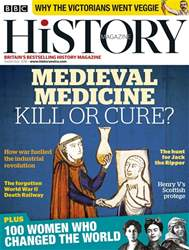 BBC History Magazine issue September 2018