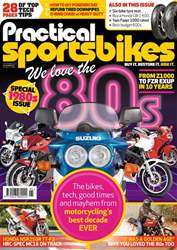 Practical Sportsbikes issue September 2018