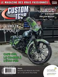 Custom Tour issue Été 2018