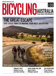 Bicycling Australia issue Sep-Oct 2018