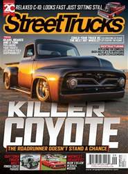 Street Trucks issue September 2018