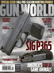 Gun World issue September 2018
