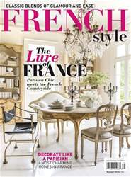 French Style Fall 2018 issue French Style Fall 2018