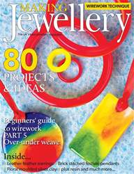 Making Jewellery issue September 2018