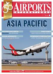 Airports International issue  August-September 2018