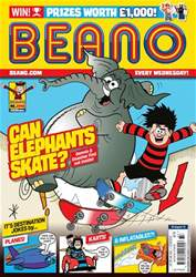 The Beano issue 18th August 2018