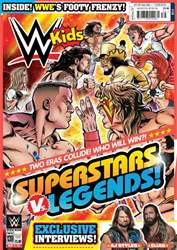 WWE Kids issue No.139