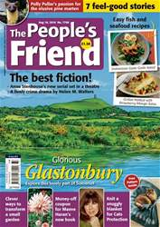 The People's Friend issue 18/08/2018