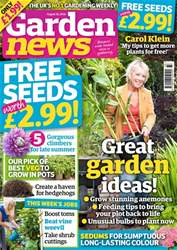 Garden News issue 18th August 2018