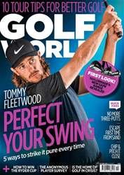 Golf World issue October 2018