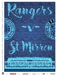 Rangers v St Mirren issue Rangers v St Mirren
