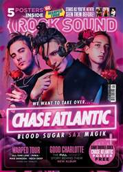 Rock Sound Magazine issue September 2018