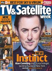 TV & Satellite Week issue 18th August 2018