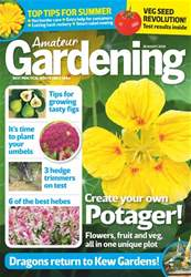 Amateur Gardening issue 18th August 2018