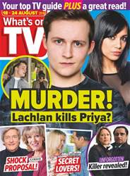 What's on TV issue 18th August 2018