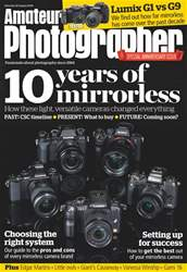 Amateur Photographer issue 18th August 2018