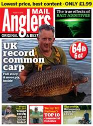 Anglers Mail issue 14th August 2018