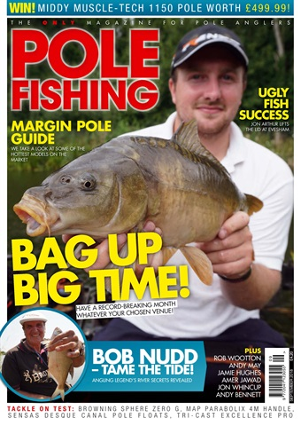 Pole Fishing issue September 2018
