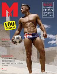 MMenEspañol issue Agosto 2018
