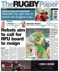 The Rugby Paper issue 12th August 2018