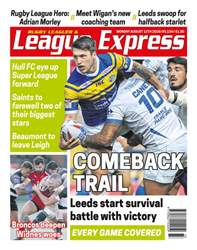 League Express issue 3134