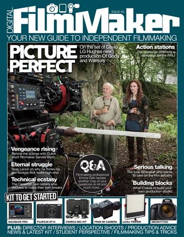 Digital FilmMaker issue DFM issue 59
