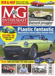 MG Enthusiast issue September 2018