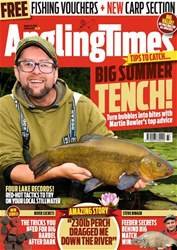 Angling Times issue 14th August 2018