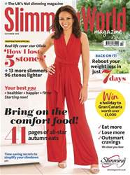 Slimming World issue Oct-18