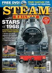 Steam Railway issue Issue 483