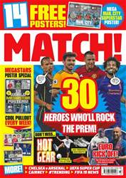 Match issue 14/08/2018