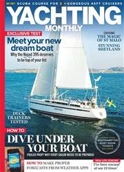 Yachting Monthly issue September 2018