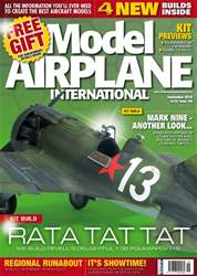Model Airplane International issue 158 September 2018