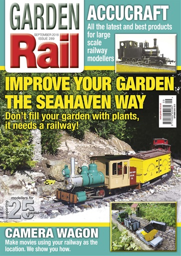 Garden Rail Digital Issue