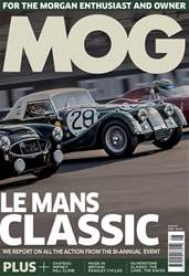 MOG Magazine issue Issue 74 - August 2018