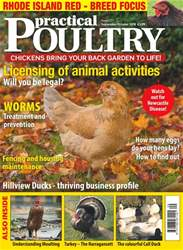 Practical Poultry issue Sep-Oct 2018