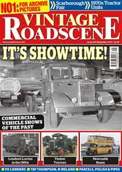 Vintage Roadscene issue September 2018