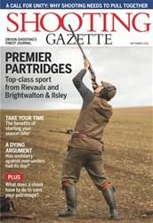 Shooting Gazette issue Shooting Gazette