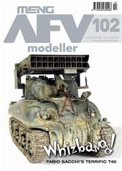 Meng AFV Modeller issue AUG