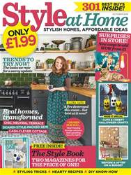 Style at Home issue October 2018