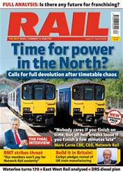 Rail issue Issue 859