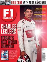 F1 Racing issue September 2018