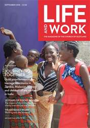 Life and Work issue September 2018