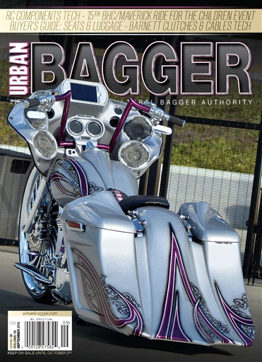Urban Bagger Preview