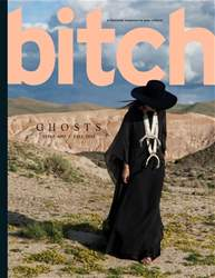 Bitch Magazine issue Ghosts