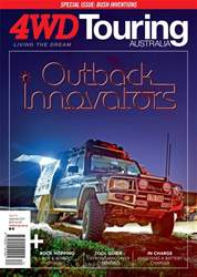 4WD Touring Australia issue Issue 74
