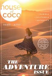 House of Coco issue The Adventure Issue