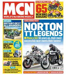 MCN issue 15th August 2018